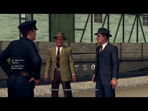 L.A. Noire   The Studio Secretary Murder Part 1