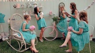 Свадьба в стиле Шебби Шик. Shabby Chic Wedding. Организатор - агентство 'Лавка Чудес'