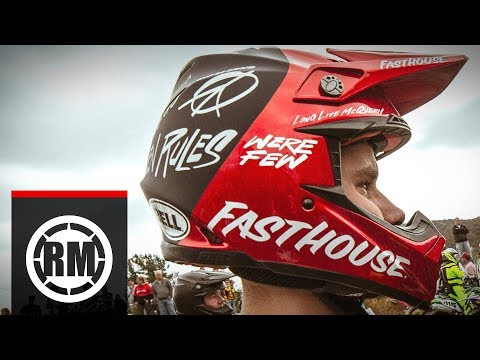 Bell Moto-9 Carbon Flex Motocross Helmet