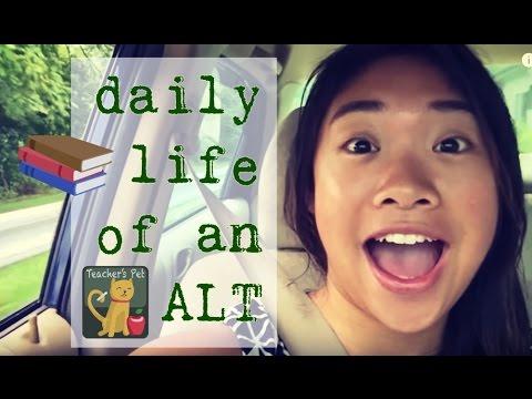JET Program: Daily Life as an ALT