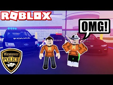 RECRUITING FANS TO JOIN THE WESTOVER POLICE FORCE! (Roblox Ultimate Driving Police Patrol)