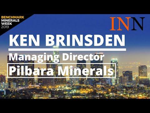 Ken Brinsden, Pilbara Minerals: We Have Not Lost Faith In The Lithium Market