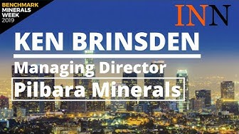 Ken Brinsden, Pilbara Minerals: We Have Not Lost Faith in the Lithium Market