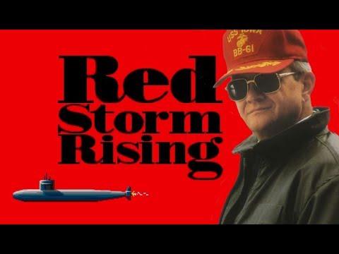 Talkernate History - Red Storm Rising