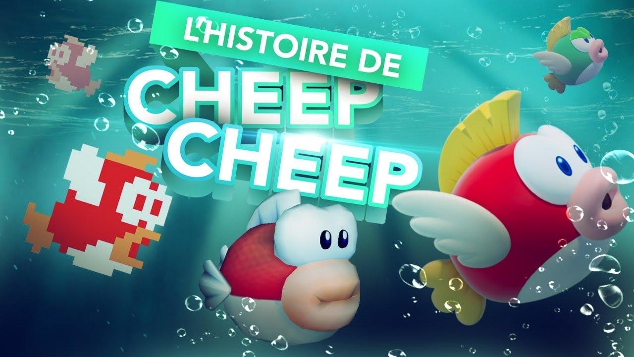 Download L'histoire de Cheep Cheep.