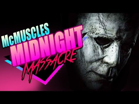 McMuscles Midnight Massacre - Halloween (2018)