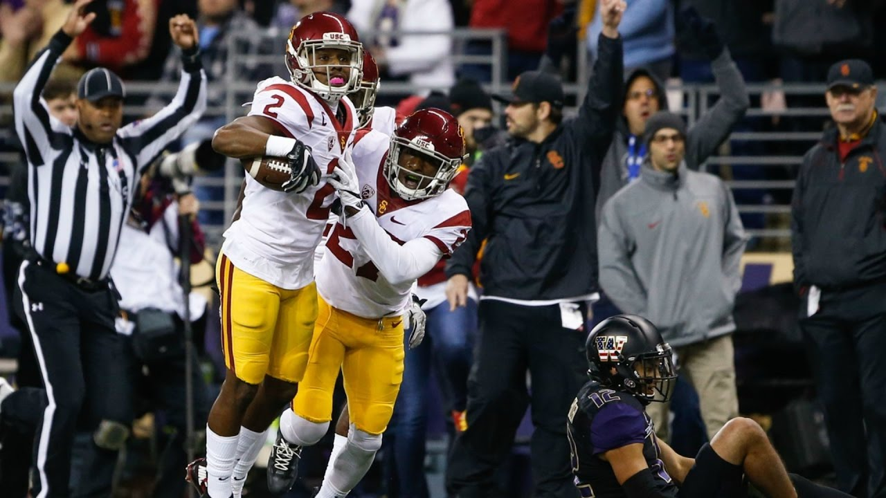 USC picked over Washington in Pac-12 preseason poll