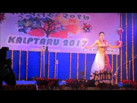 IIFM KALPTARU 2017 - Julie sets the stage on Fire