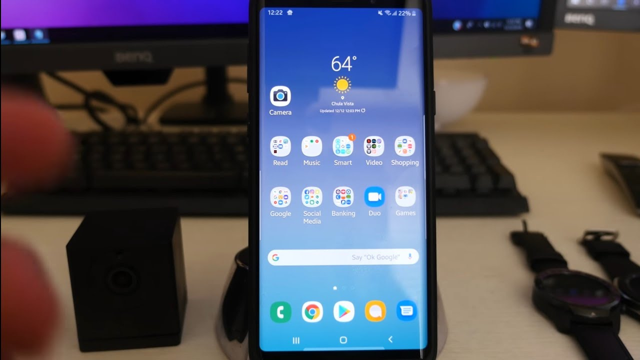 Note 9 One UI Android Pie New Update Coming | Verizon Galaxy S9, S9+ and  Note 8 December Security
