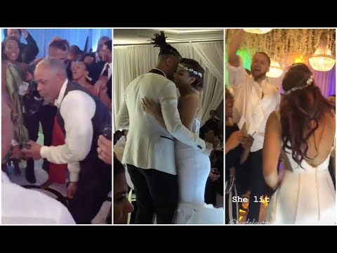 Sherry Mackey - Congrats Seth Curry & Callie Rivers Are Married