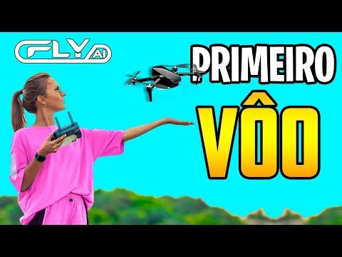Фото C FLY FAITH 2 - drone voando fpv - imagens de drone voando