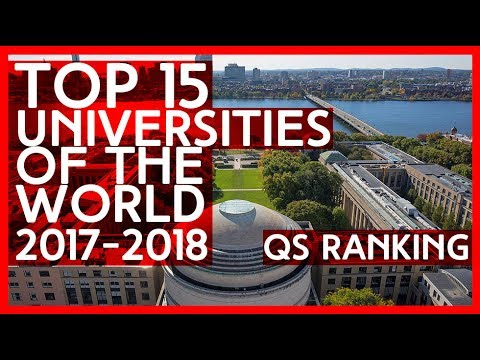 15 top lead prestigious universities of the World mit Subject wise and Overall QS Ranking | u rank