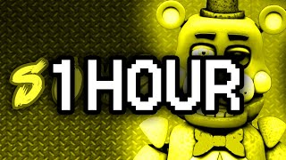 1 Hour     FNAF SONG  quot We Know What Scares You quot   feat  Halocene   LYRiC   Resimi