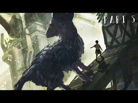 THE LAST GUARDIAN Walkthrough Gameplay Part 5 - Trust (PS4 PRO)