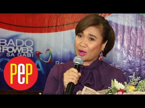 Eugene Domingo is willing to give up career for Italian boyfriend, but...