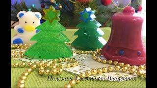 видео Новогодние подарки и сувениры