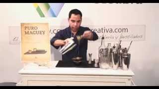 Juan Jose Saber en Alimentaria #Feria2014 - Cocktails & Spirits