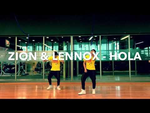 Hola - Zion & Lennox / Grupo Zumba Z2