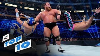 Top 10 Friday Night SmackDown moments: WWE Top 10, Mar. 6, 2020