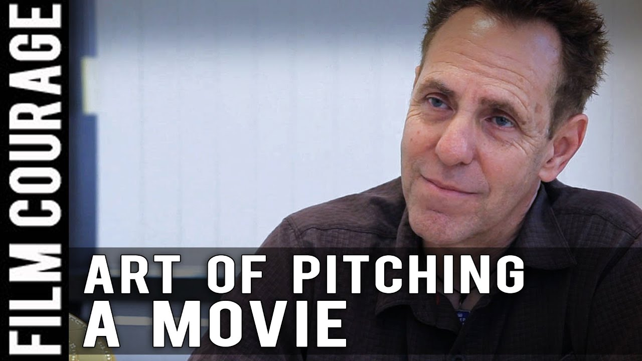the art of pitching a movie idea using the rule of 3 by marc scott