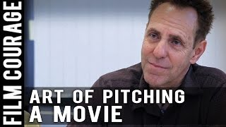 The Art Of Pitching A Movie Idea Using The Rule Of 3 by Marc Scott Zicree
