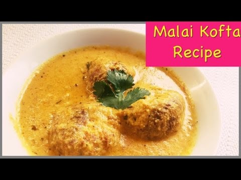 Bread Malai Kofta recipe in Hindi with English subtitles | Malai Kofta Restaurant Style step by step