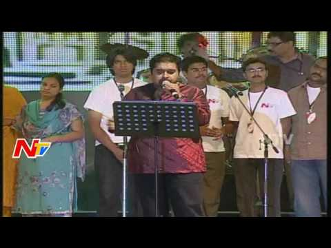 Shankar Mahadevan Live Performance @ NTV Channel inaugural Function