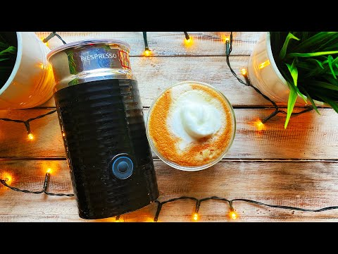 Unboxing The Nespresso Aeroccino 3 Milk Frother And First Use