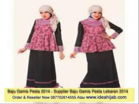 Baju Batik Gamis Modern Murah Baju Gamis Murah Meriah