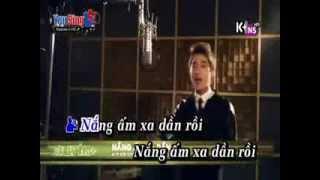 Karaoke] Nang Am Xa Dan   Son Tung MTP