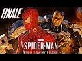 Spider-Man PS4 Silver Lining DLC FINALE - CYBER-HAMMERHEAD BOSS BATTLE!