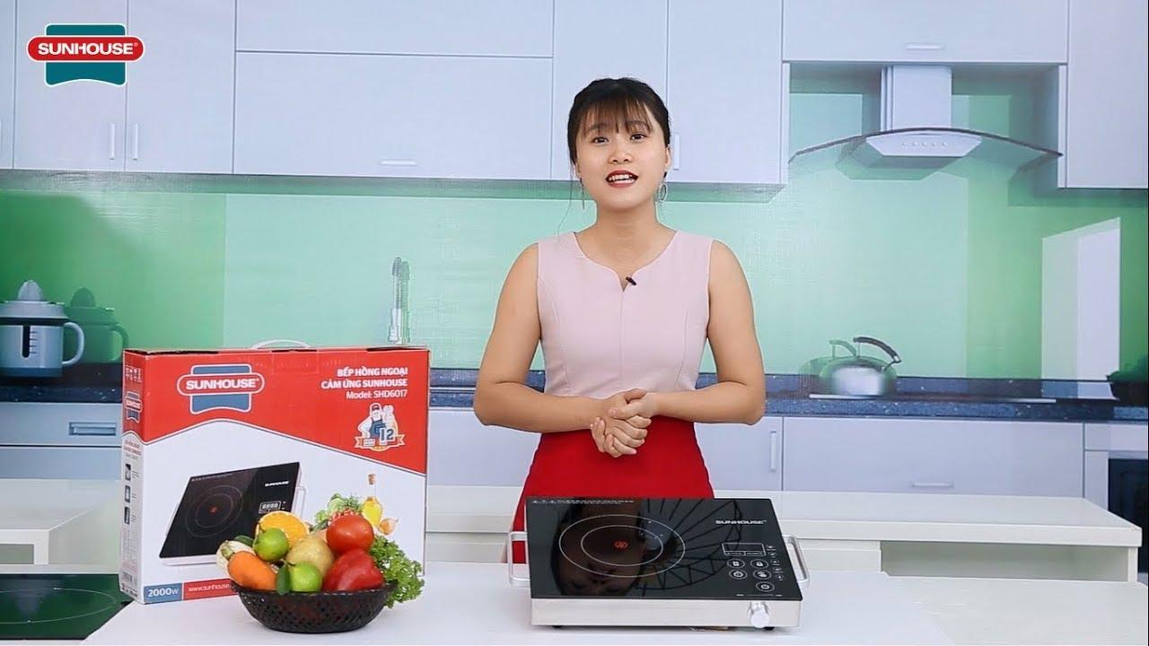 MC Thu Phương - 6 ưu điểm quan trọng của bếp điện từ