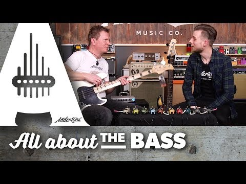 Can You Use Guitar Pedals on a Bass? - Landlord FX Answers
