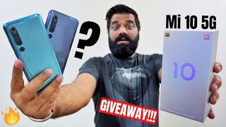 Xiaomi Mi 10 Unboxing & First Look - The Real Flagship Killer??? Giveaway #108MPisHere