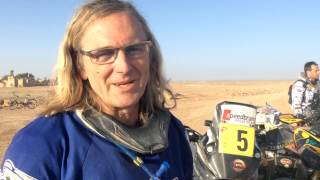 MERZOUGA RALLY 2014 - STAGE 4