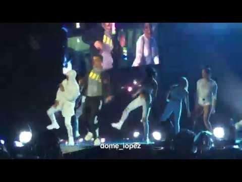 Justin Bieber-Where Are Ü Now? QUITO (Purpose Tour Ecuador 08/04/2017)