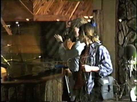 Bucking Strap At Group Effort Studio 1989