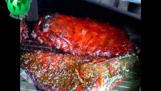 Betty's Bold & Spicy Kentucky-style Bbq Ribs
