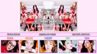 "Red Velvet (레드벨벳) ""Dumb Dumb"" [COLOR CODED] [ROM|SUBESPAÑOL LYRICS]"