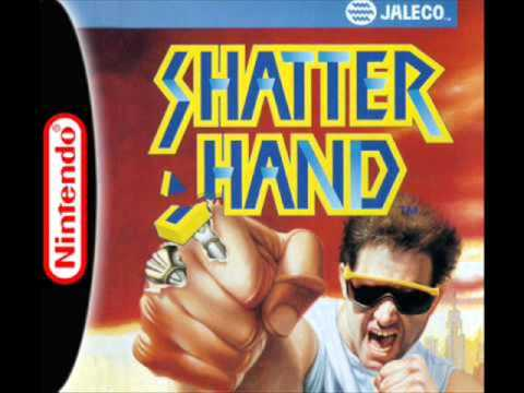 Dendy Games - Shatterhand (Trance remix)