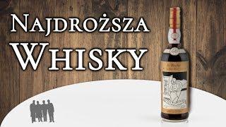 Najdroższa butelka whisky w historii – Czas Gentlemanów