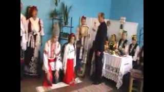 Обряд Сватовства клуб Верхний Нагольчик 2013