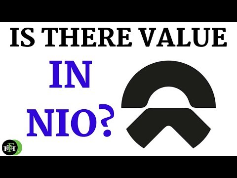IS THERE VALUE IN NIO STOCK?