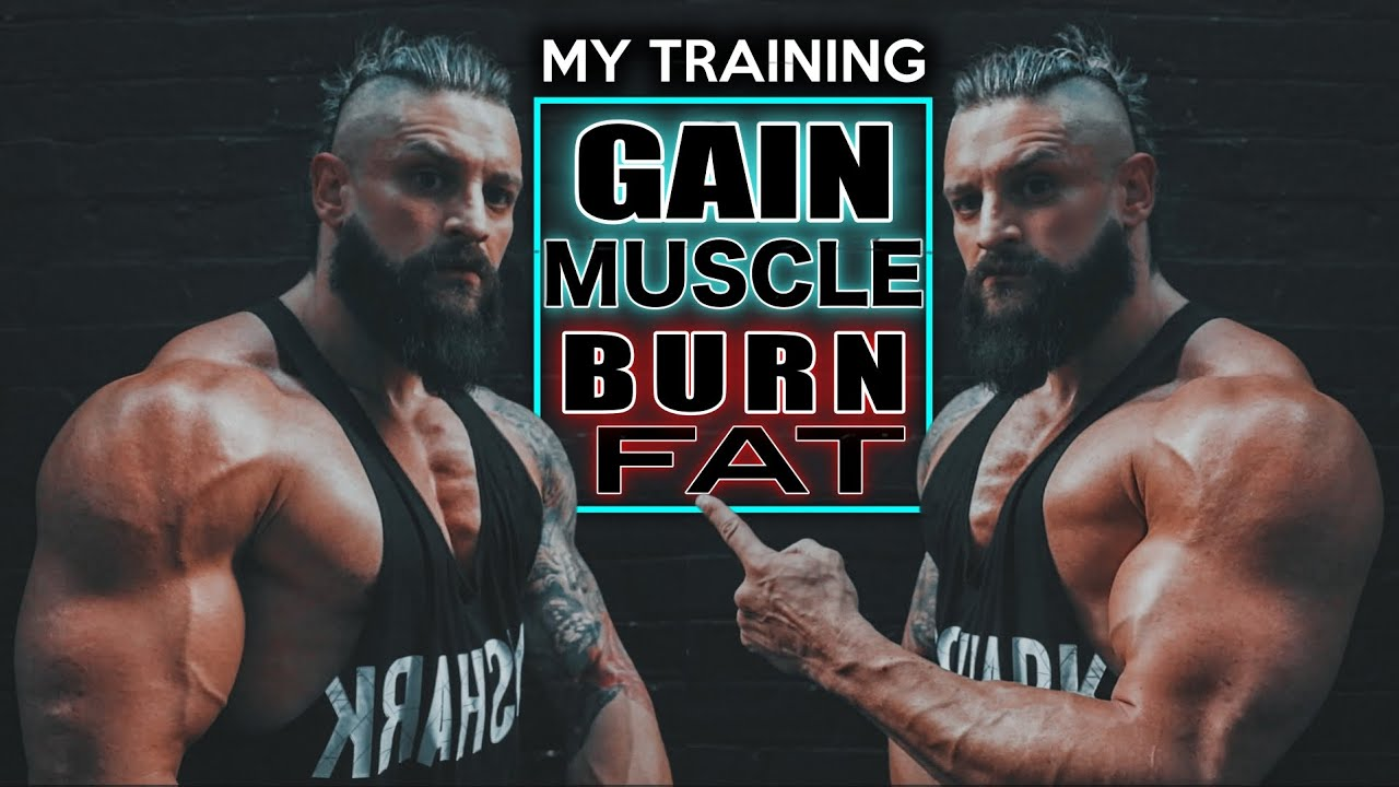What I Changed To GAIN MUSCLE & BURN FAT | 3 Simple Steps To Transform Your Workouts (Ep.4 SHREDDED)