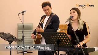 Merry Bees - John Lye & Sheena (Event Highlights)