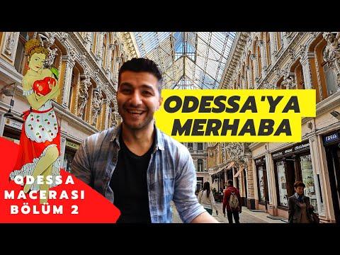 Odessa'ya Merhaba / Ukrayna - Odessa
