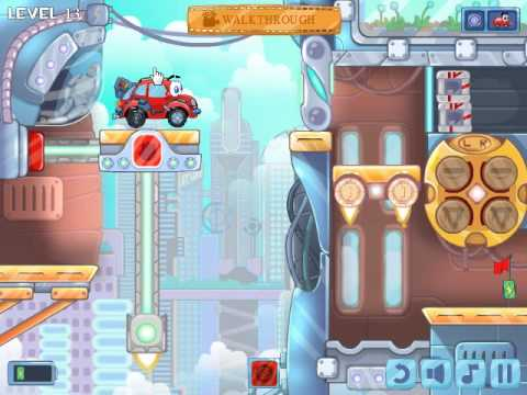 wheely walkthrough level 13