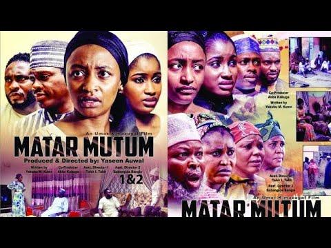 Download MATAR MUTUM 1&2 LATEST HAUSA FILM 2020 WITH ENGLISH SUBTITLE
