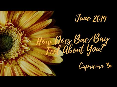 CAPRICORN ♑️| RECONCILIATION WITH THE EX?| JUNE 2019