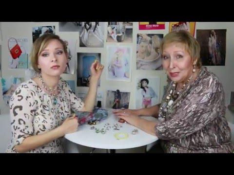 Весенние обновки: аксессуары и украшения, видео с мамой